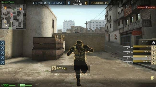Скины игроков Hezbollah | Террористы для CS:GO