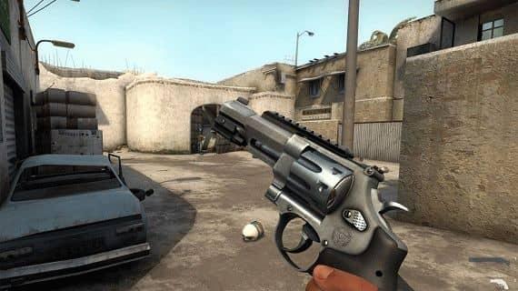 Револьвер R8 CS GO