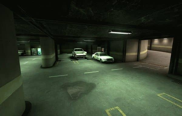 Карта cs_parkinglot для CS:GO