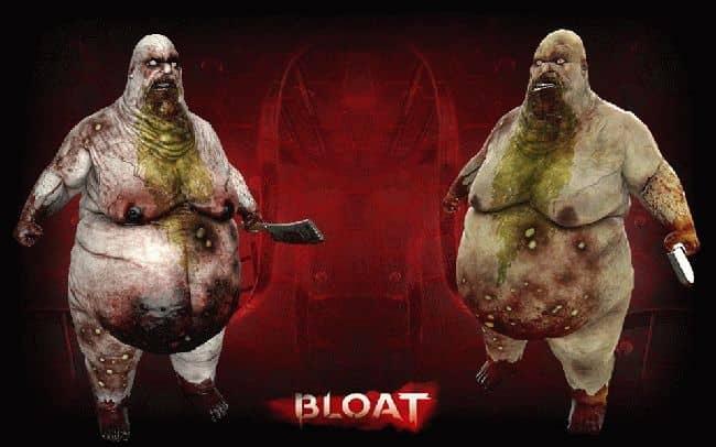 Зомби скины игроков Bloat для CS:GO