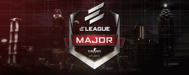Турнир: ELEAGUE Major 2017: Плей-офф