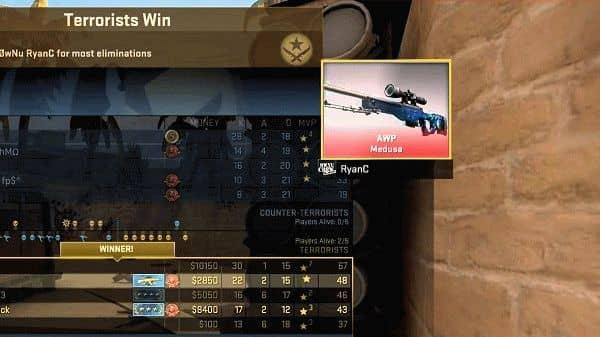 Всё о получении оружия в CS:GO