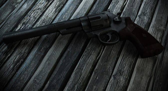Smith & Wesson 29 для кс го