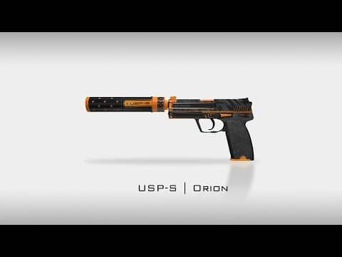 USP-S | Orion для кс го