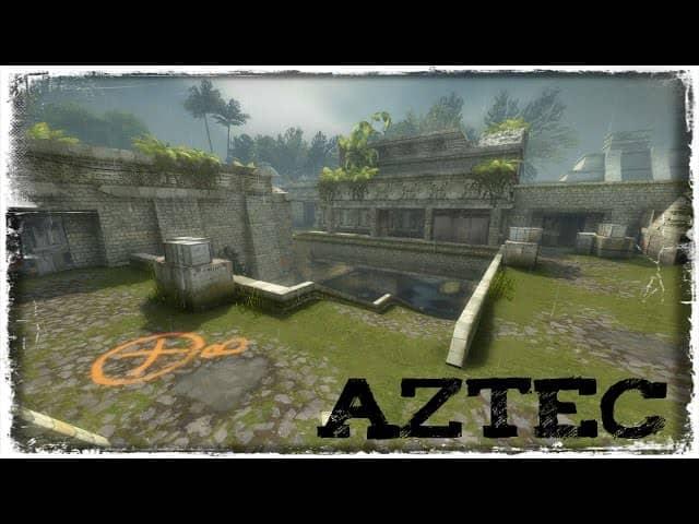 карта de_aztec_se для кс го